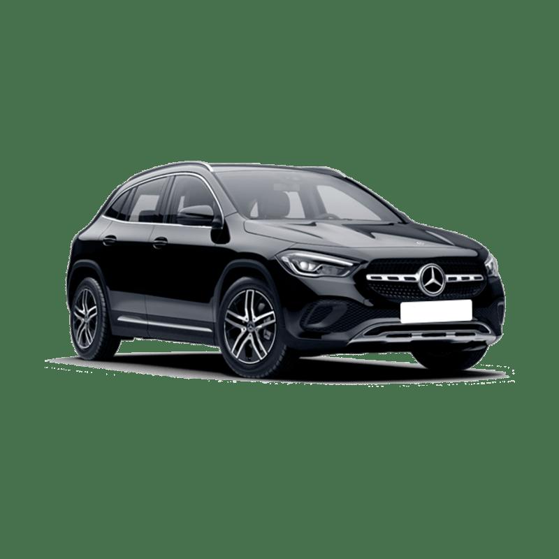Renting Mercedes GLA 2020 imagen delantera